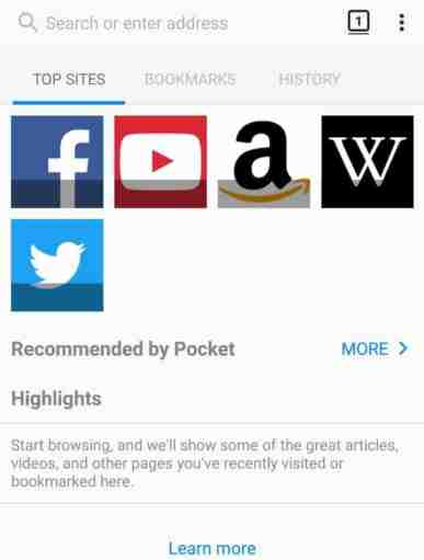 5 Best Fastest Web Browser for Android Download