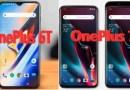 Comparison between OnePlus 6T vs OnePlus 7
