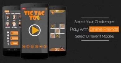 Tic Tac Toe Multiplayer Game