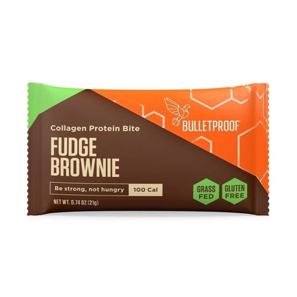 Fudge Brownie Collagen Protein Bite 15 Pack - Growth Apex