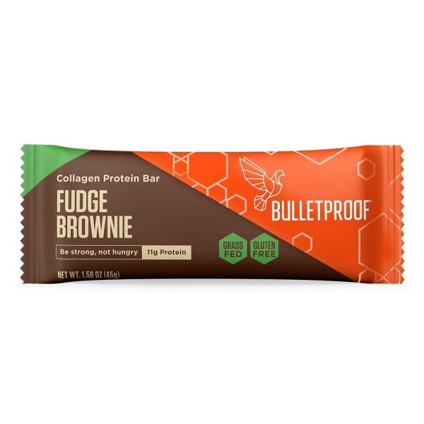 Fudge Brownie Collagen Protein Bar 12 Pack - Growth Apex