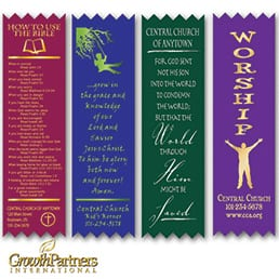 Church Ribbons