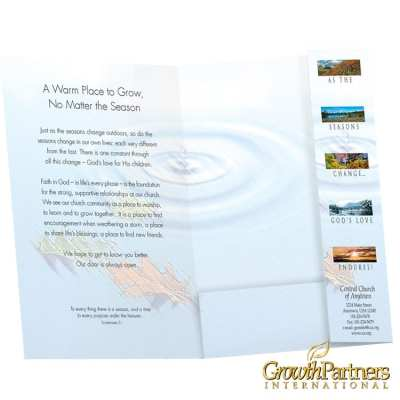 invitational folder