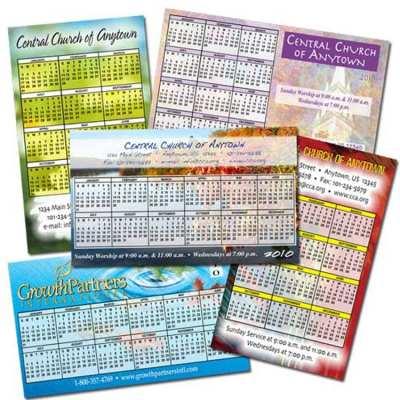 calendar magnet options