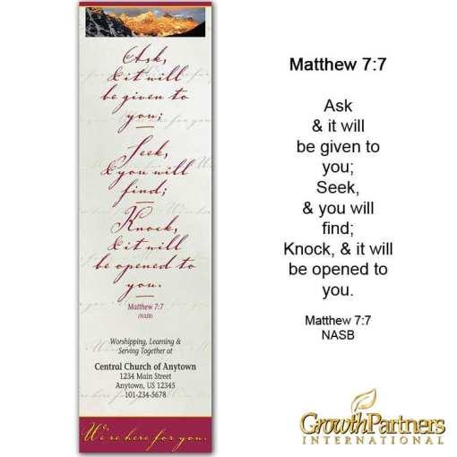 matthew bookmark