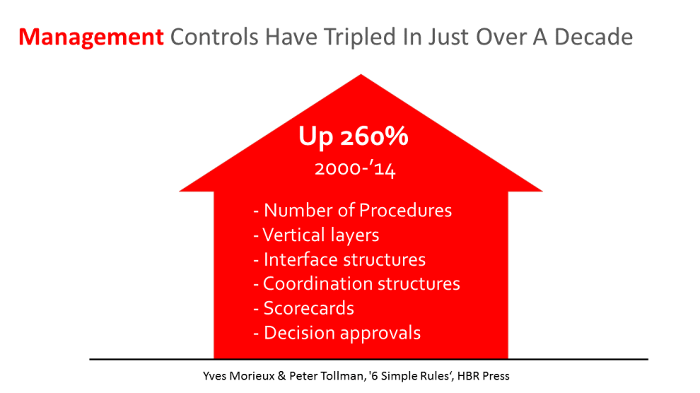 the rise of management controls