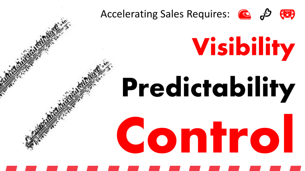 Visibility, predictability and control