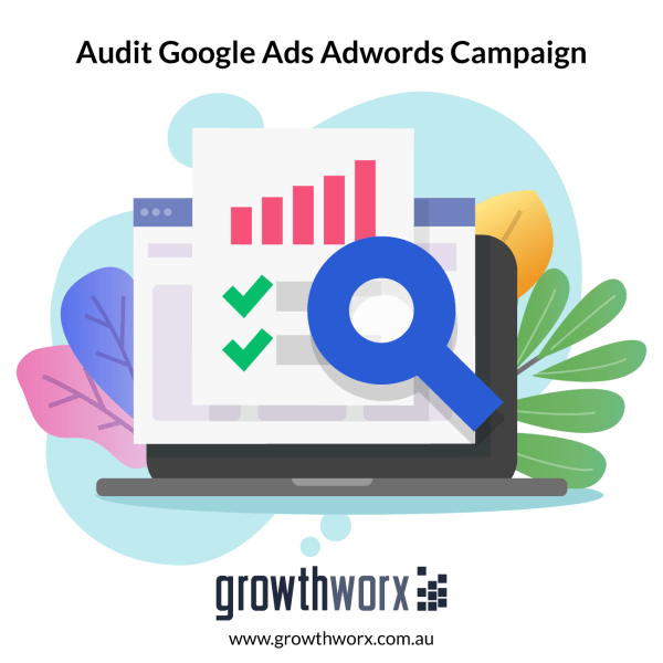 I will audit your google ads adwords campaign 1