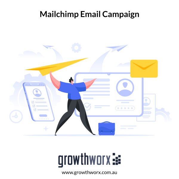 I will complete mailchimp email campaign 1
