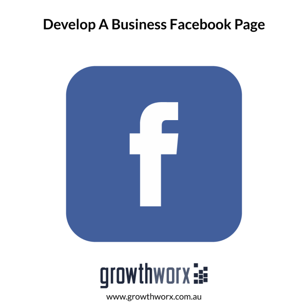 I will develop a business facebook page 1