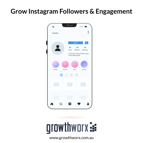 I will grow your instagram followers and engagement 1