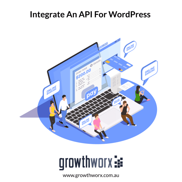 Create or integrate an API for your Wordpress website 1