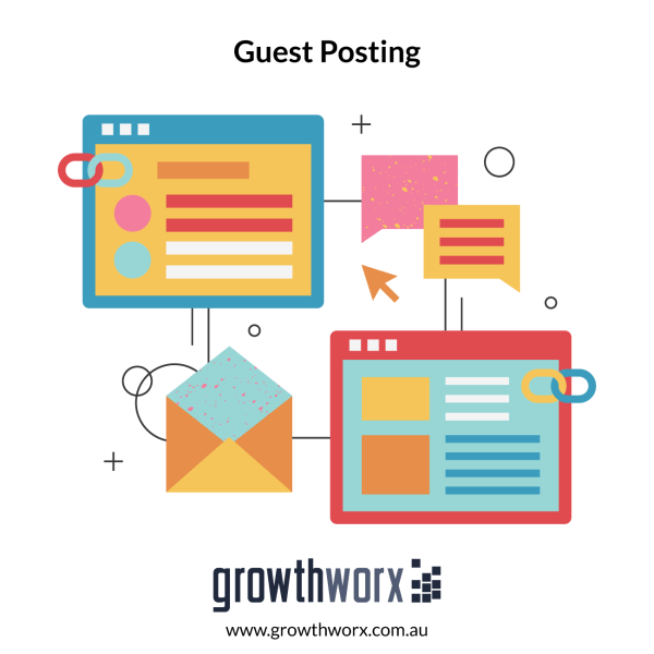 Do 5 guest posts on websites with a domain authority of 60-90, for do follow backlinks 1