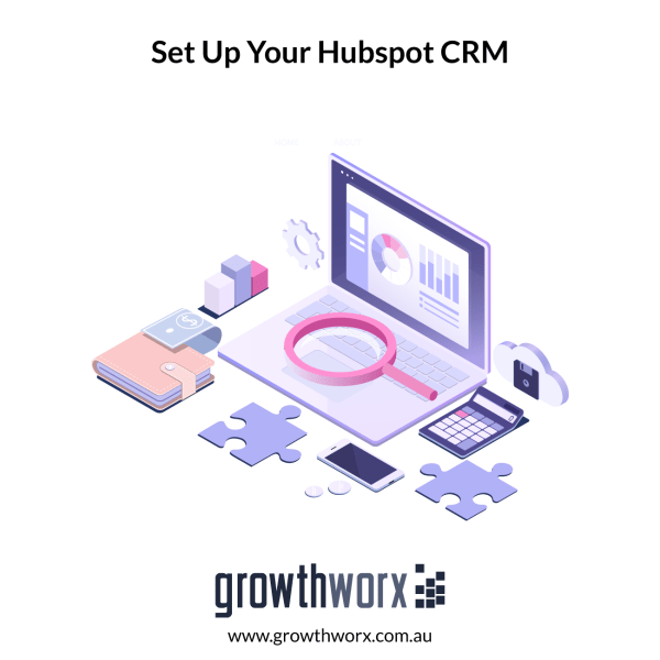 Set up your Hubspot CRM - includes standard configurations, forms, templates, sales automation and workflows 1