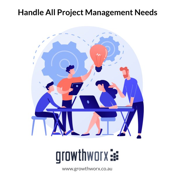 I will handle all your project management needs 1