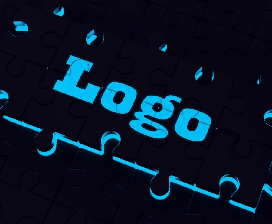 Use of color in website logo