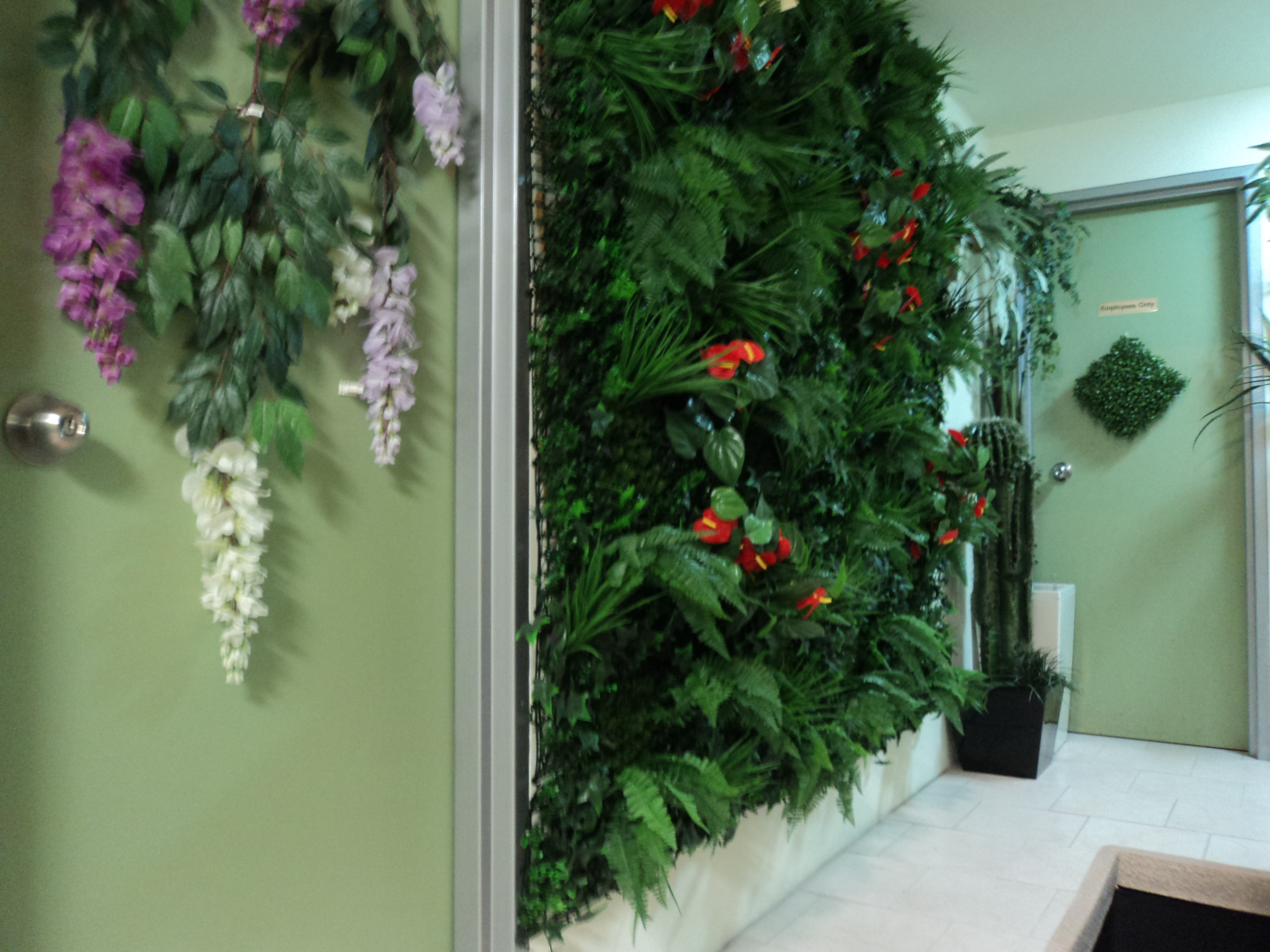Wall Hanging Herb Planter