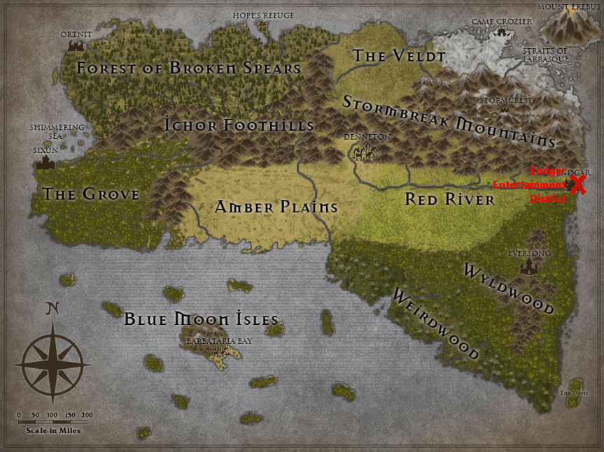 The Tanius Campaign Journal – Chapter 3: Finishing The Job
