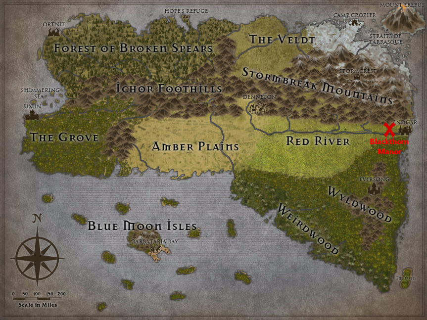 The Tanius Campaign Journal – Chapter 22: The Blackthorn Syndicate