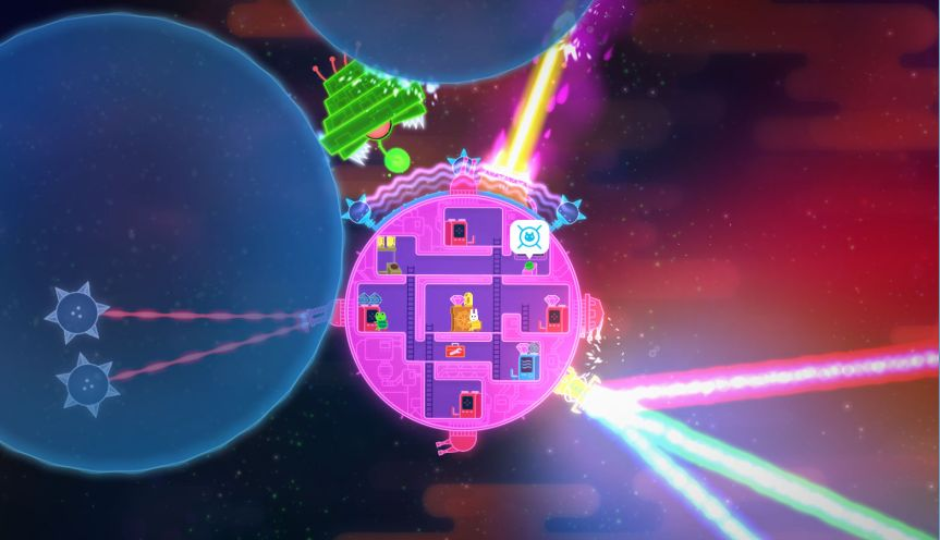 Gateway Games – Video Games for Beginners: Lovers In A Dangerous Spacetime