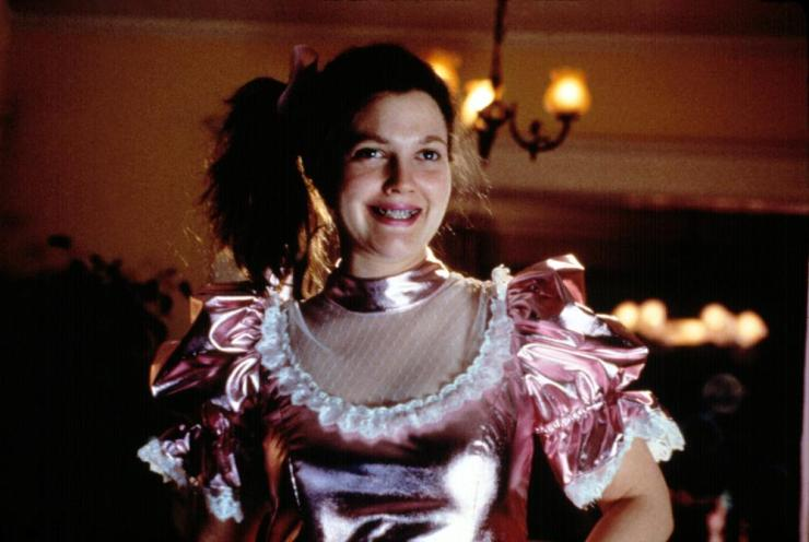 Drew Barrymore Never Been Kissed body image