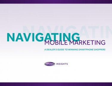 Navigating Mobile Marketing
