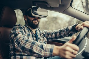 1d8260507da2 The New York International Auto Show underscored how much augmented reality  and virtual reality are shaping the conversation about the future of the ...