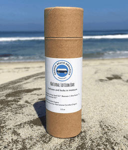 Product of the Week – Organic Hemp Lotion Bar