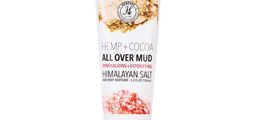 Product of the Week – Hemp+Cocoa All Over Mud