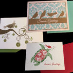 Single Holiday Cards