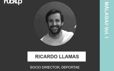 Speaker Fuckup Nights: Ricardo Llamas
