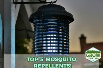 best outdoor mosquito repellent system
