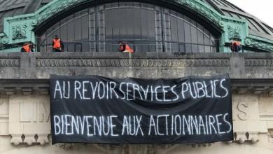 Photo de «Notre combat, c'est la SNCF. Avec un sous-entendu: pour que cela n'arrive pas aux autres.»