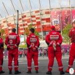 Zabezpieczenia medyczne - UEFA Euro 2012
