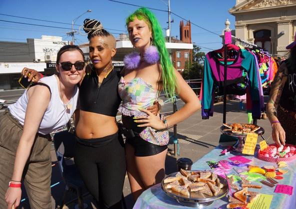 Grrl Fest 2015 - Northcote Town Hall (Dinda Advena) 41