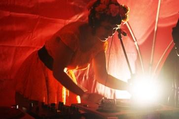 Grrl Fest 2015 - Northcote Town Hall (Dinda Advena) 54