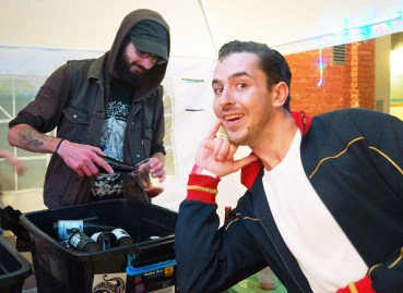Grrl Fest 2015 - Northcote Town Hall (Dinda Advena) 55