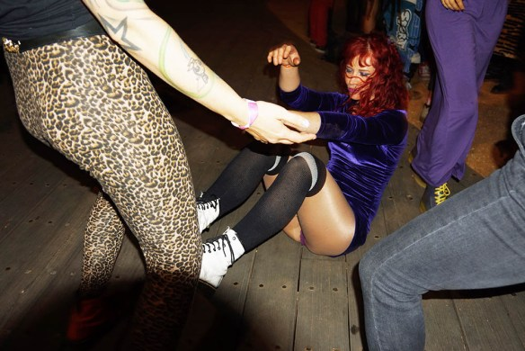 Grrl Fest 2015 - Northcote Town Hall (Dinda Advena) 59