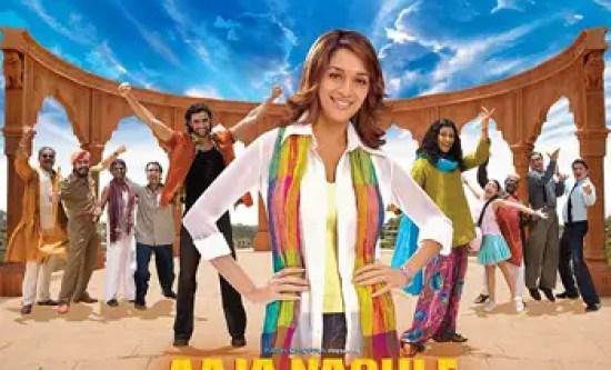 aaja nachele, top bollywood films