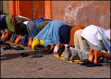 morocco prayer call
