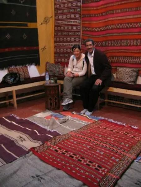 moroccan berber carpets