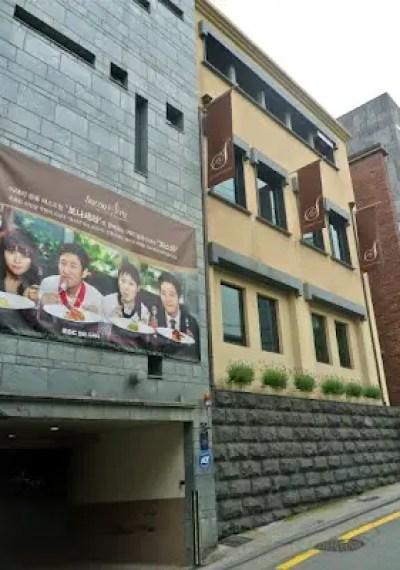 Pasta Korean drama film location