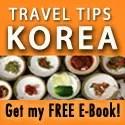 free ebook grrrltraveler, travel guide to korea