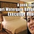 amari watergate bangkok hotel review, amari watergate hotel video