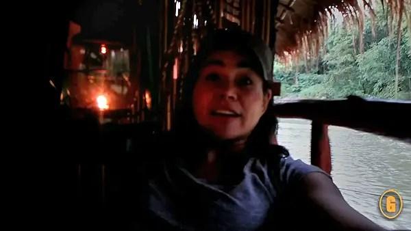 river kwai jungle rafts lanterns