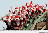 Everland Christmas, solo travel and ways to escape holiday loneliness