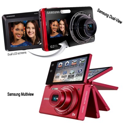 samsung camera, best cameras for solo travelers, samsung dual view camera, self-shooting cameras, how to take a picture of yourself, best travel gadgets for 2014