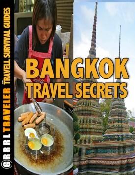 Bangkok travel guide, bangkok travel secrets