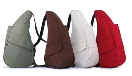 Ameribag Distressed Sling bag, ameribag healthy back bag