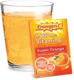 Emergen-C Super Supplements, Emergen-C , vitamin mixes